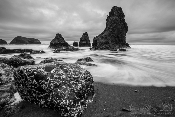 Rodeo Beach in Marin County