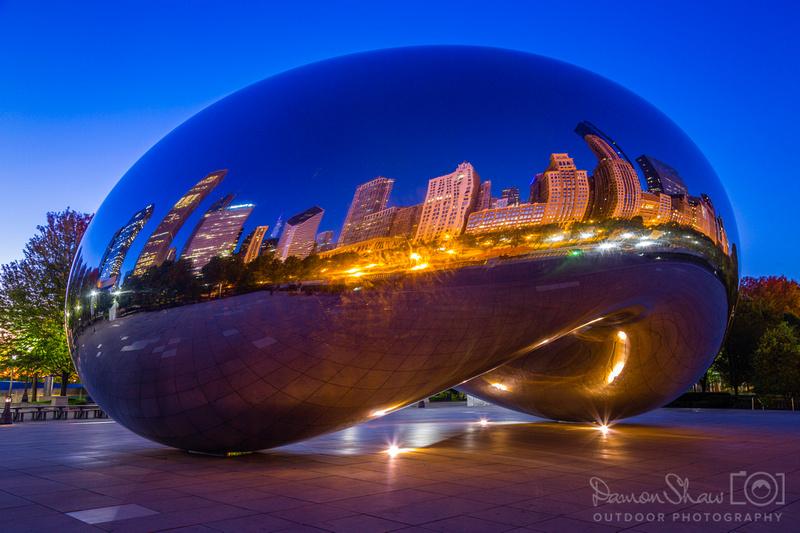 Chicago Cloudgate
