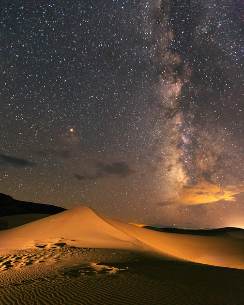 Milky Way at Great Sand Dunes