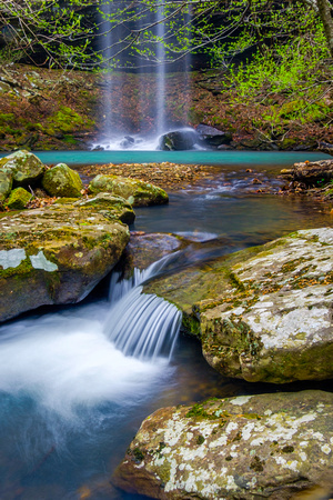 Bowers Hollow Falls