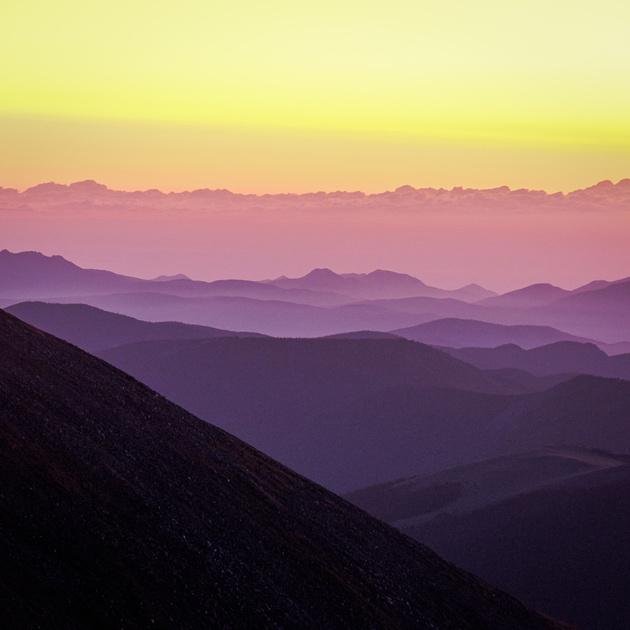 Argentine Pass Dawn