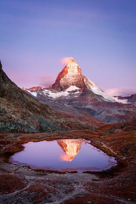 MatterhornRiffelsee