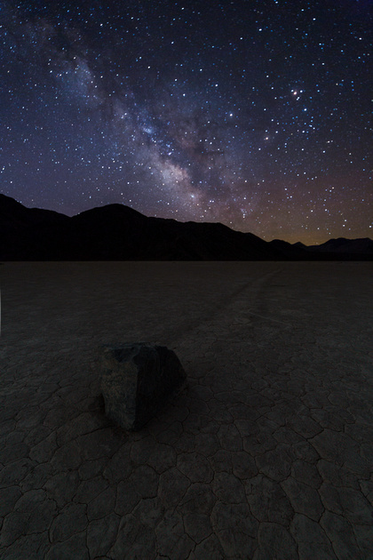 Milky Way at Death Valley National Park